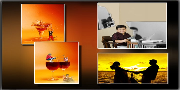 Image Editing Service Example